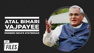Atal Bihari Vajpayee: A True Statesman of Modern India | Rare Interviews | Crux Files