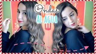ONDAS AL AGUA/ HOLLYWOOD WAVES 🎀 .Priscila Thumbnail