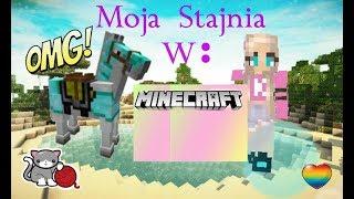 Moja Stajnia w Minecraft