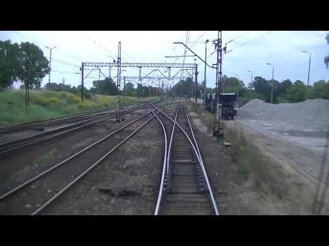 """Bielsko-Biała Gł-Wrocław Gł. TLK,,Skrzyczne"""" 46100. EP07-1027. 5. 09.2017"""
