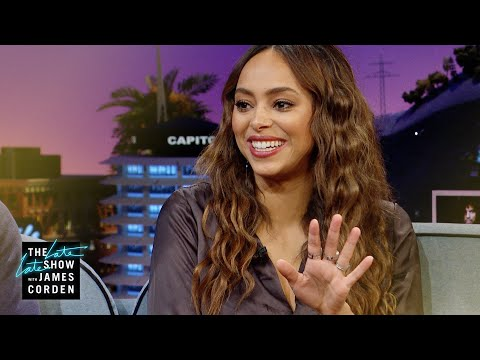 Amber Stevens West Asked for Almond Butter During Labor