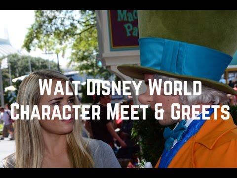 Walt Disney World Character Meet & Greets GoPro