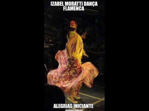 Aula de Dança  Flamenca no Rio de Janeiro - Alegrias Iniciante - 3