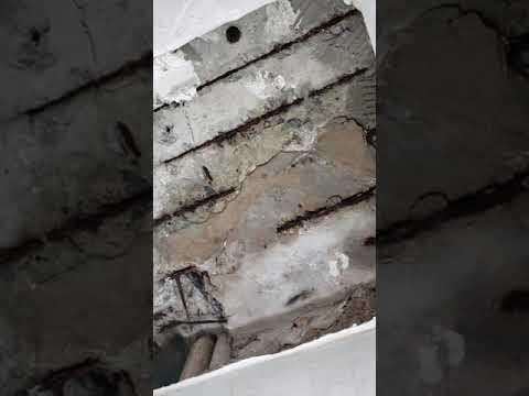 20190210   10FEV19 - Vídeos curtos diários - Verão de 2019 - Infiltrações pelas chuvas