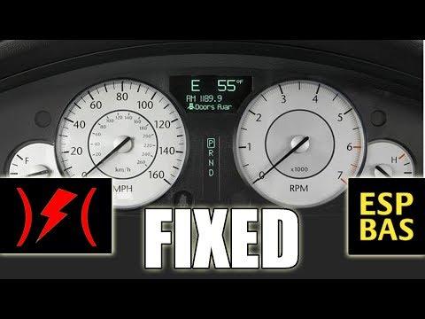 Chrysler 300 Lightning Bolt Limp Mode FIX