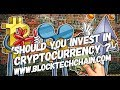 Should you Investment in cryptocurrency ? This month coin market cap