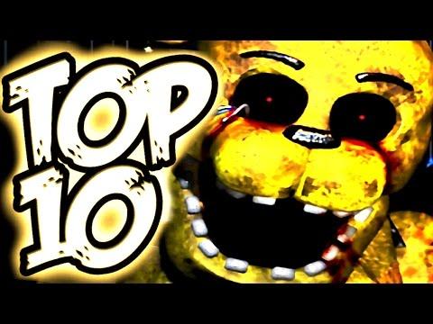 TOP 10 RARE SCREENS - Five Nights at Freddy's 3