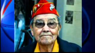 Navajo Code Talker Frank Chee Willeto dies