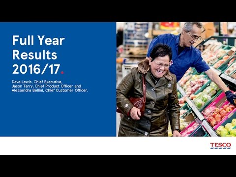 Tesco | Full Year Results 2016/2017