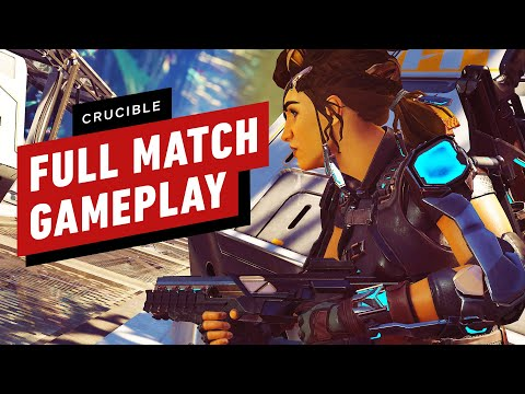 Crucible - Full Match Gameplay