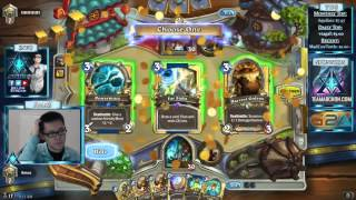 Hearthstone Amaz Playing Battlecry Shaman (19.11.15)