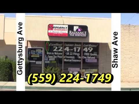 Radiance Insurance Fresno Ca