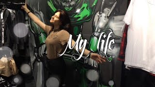 My life мини Vlog ТРЦ Море Молл город Сочи