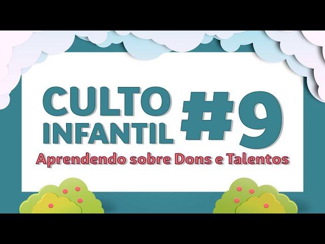 Culto Infantil - 17.05