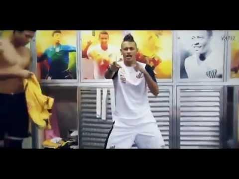Неймар танцуетчто за песня