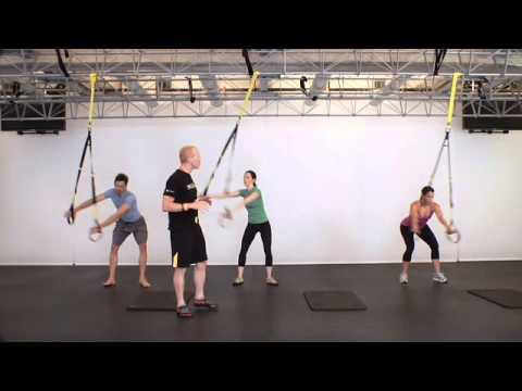 Fitness Friday: TRX Golf Rotation