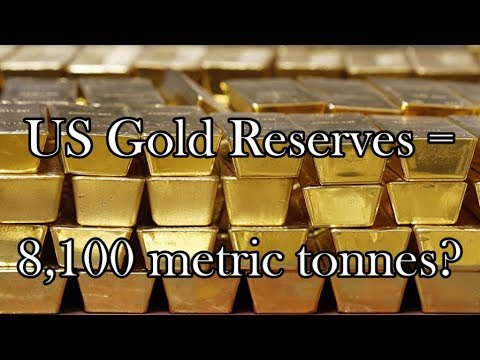 Why Does the US Keep Gold Reserves?