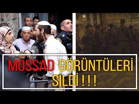 Kudüs'te Yasak Ezan Okuyan Türk ! İsrail Polisi Videoyu Zorla Sildi (Genişletilmiş Sahneler)