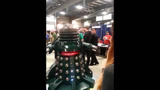 Never Tick off a Dalek
