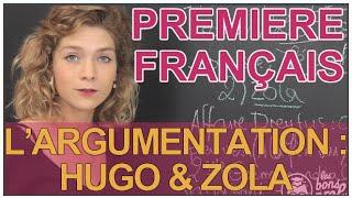 Histoire de l'argumentation : 19e - Français Première - Les Bons Profs