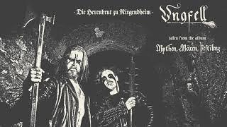 UNGFELL - Die Hexenbrut zu Nirgendheim (Official Audio)