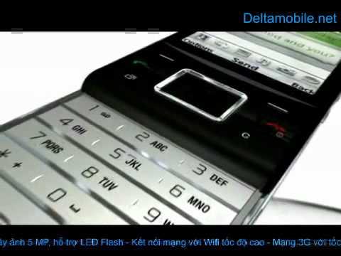 Sony Ericsson J20i Hazel Promo video