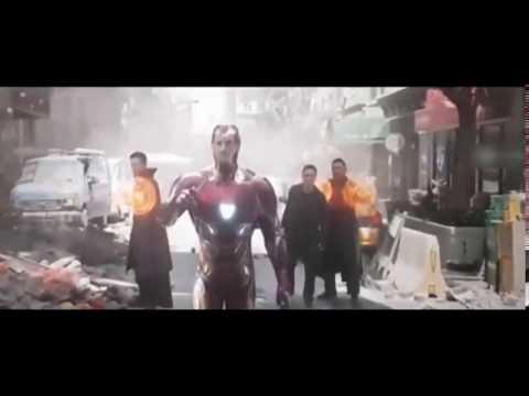 Infinity War Iron Man Nanotech Suit