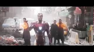 Infinity War Iron Man Nanotech Suit