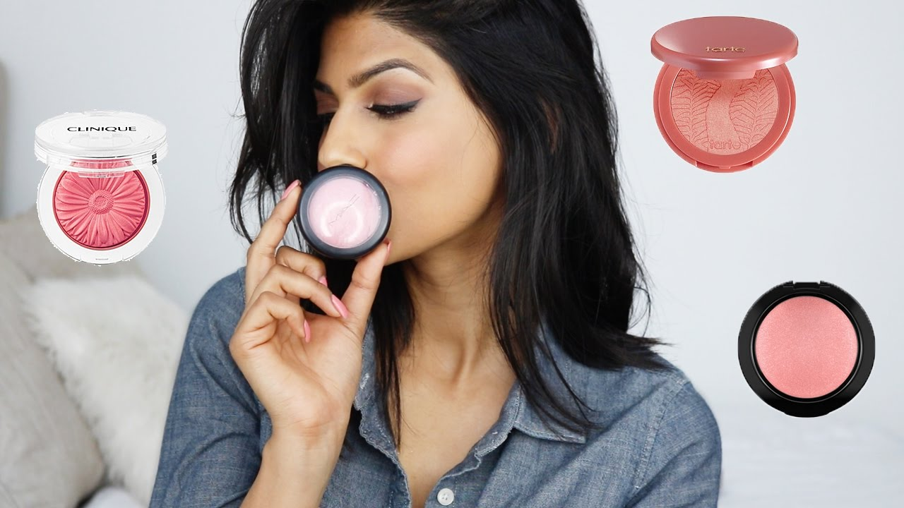 7 Best Blushes For Medium Brown Skin Youtube