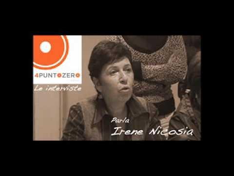 Monday News - Intervista a Irene Nicosia