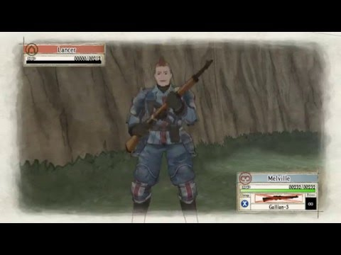 Valkyria Chronicles Stream #8: Bonding Over Bread