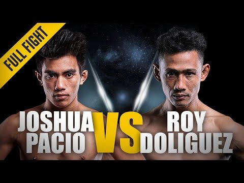 """ONE: Full Fight 