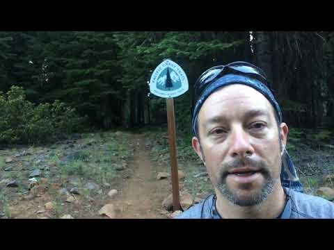 PCT Oregon Through hike