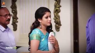 Raja Rani | 22nd to 25th May 2018 Promo