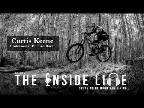 The Inside Line Podcast - Curtis Keene (No Video)