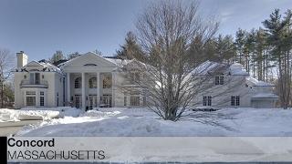 Video of 175 Monument Farm Road | Concord, Massachusetts real estate & homes by The Senkler Team