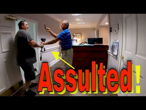 wow-insane-assistant-city-manager-myrtle-beach,-sc-assaults-auditor-on-camera-and-lies!