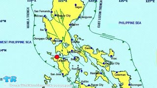 Earthquake Manila: Philippines Hit By 5.2 Magnitude Quake | Gift Of Life