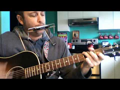 Johnny Come Lately Steve Earle Lesson Guitar Harmonica