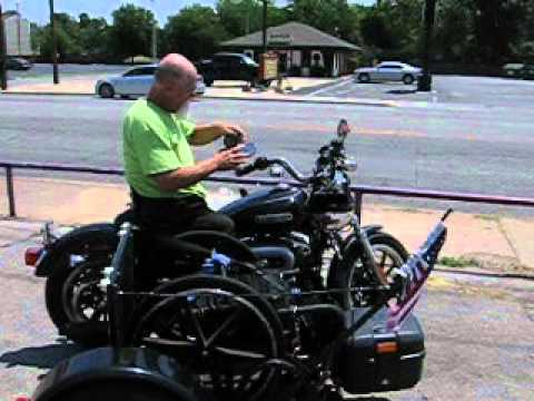 Overcoming Adversity Wheelchair Sidecar Youtube