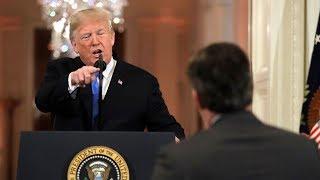 Telewizja Republika - TRUMP ZGASIŁ CNN
