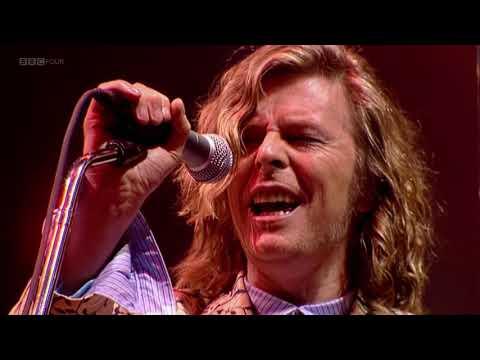 bowie at glastonbury 2000