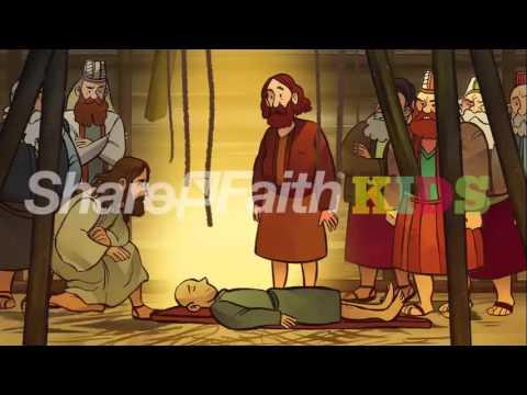 Sunday School Craft Jesus Heals
