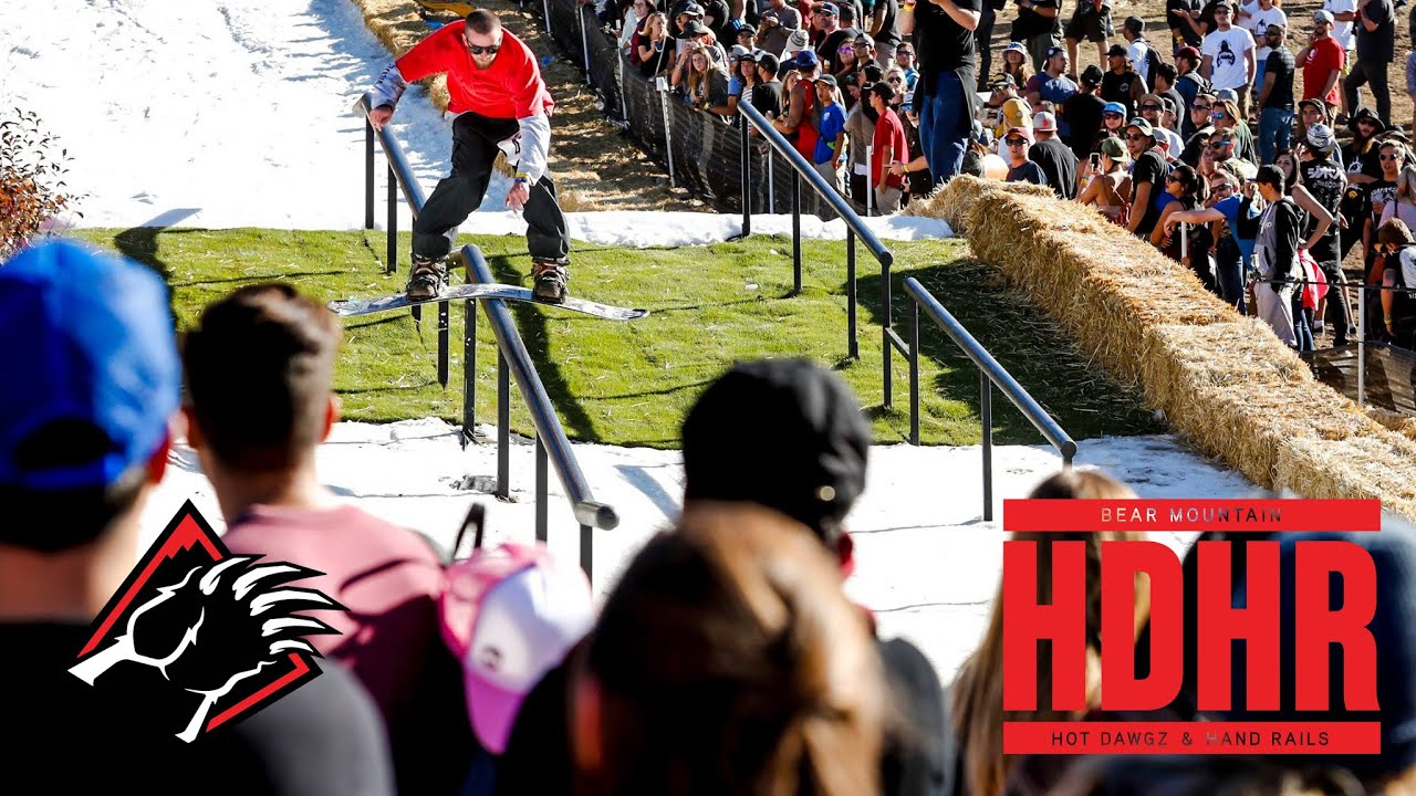 Hotdogs and handrails 2017