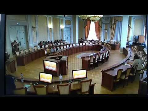 Утреннее заседание Форума  Прямая трансляция пользователя Fond Tanais