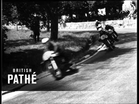 Stuttgart - Duke Wins Grand Prix Aka Duke Wins Motorcycle Gp (1954)