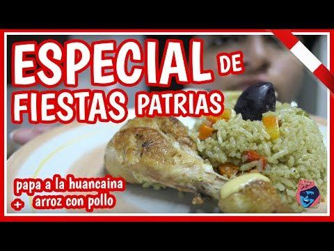 ESPECIAL DE FIESTAS PATRIAS - Ariana Bolo Arce