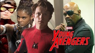 ¿LOS NUEVOS VENGADORES LIDERADOS POR SPIDER-MAN? | NICK FURY APARECERÁ EN SPIDERMAN 2 FAR FROM HOME