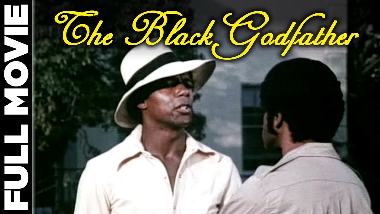 Download The Black Godfather (1974) | Crime Drama Movie | Rod Perry, Don Chastain