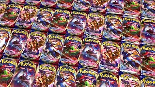 ENTIRE SWORD AND SHIELD BOOSTER BOX OPENING w/ MOST ULTRA RARE V POKEMON CARDS I HAVE EVER PULLED!